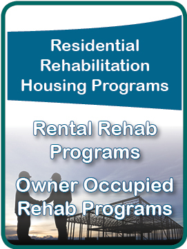 Residential Rehabilitation Housing Programs
